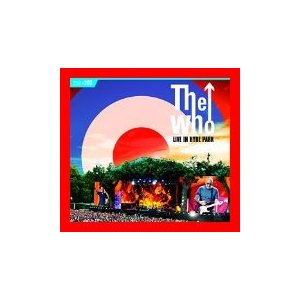 Live In Hyde Park (2CD+Blu-Ray) [CD] The Who