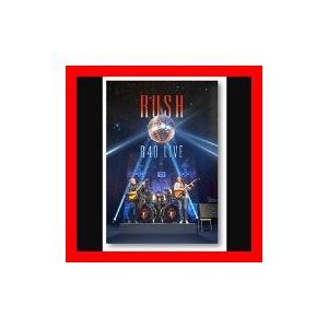R40 Live (3CD+Blu-Ray) [CD] Rush