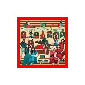【 商品名 】 Merry×Merry Xmas★(CD+DVD) [CD] E-girls 状態:...