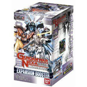 特価⇒『新品即納』{BOX}{TCG}ガンダムウォーNEX-A エキスパンションブースター 第3弾 「CROSS STORM」(EX03)(15パック)(20130222)|media-world