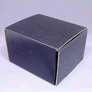 『新品即納』{TCG}ストレイジボックス200 ブラック やのまん|media-world