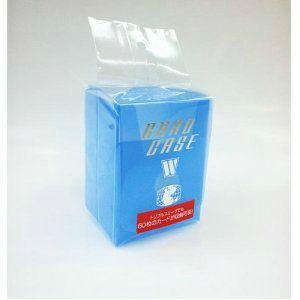 『新品即納』{TCG}HGカードケースW ブルー スターコーポレーション(20111124)|media-world