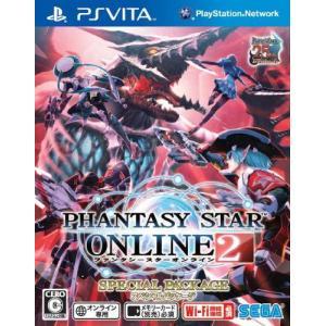 『新品即納』{PSVita}ファンタシースターオンライン2 スペシャルパッケージ PHANTASY STAR ONLINE 2 FSO2(20130228) media-world