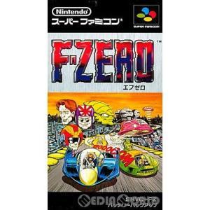 『中古即納』{箱説明書なし}{SFC}F-ZERO(エフゼロ)(19901121)|media-world