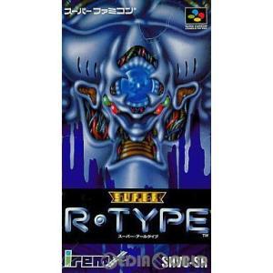 ■タイトル:スーパーアールタイプ(SUPER R-TYPE) ■機種:スーパーファミコンソフト(SU...