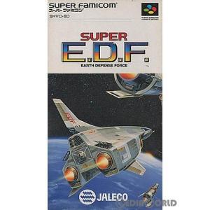 『中古即納』{箱説明書なし}{SFC}スーパーE.D.F.(SUPER E.D.F.)(19911025)|media-world