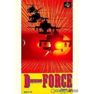 『中古即納』{箱説明書なし}{SFC}ディメンションフォース(Dimension Force)(19911220)|media-world