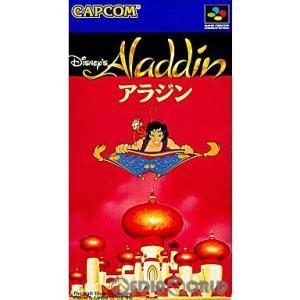 『中古即納』{箱説明書なし}{SFC}アラジン(19931126)|media-world