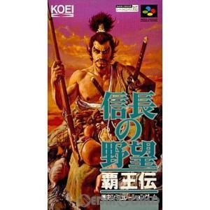 『中古即納』{SFC}信長の野望 覇王伝(はおうでん)(19931209)|media-world