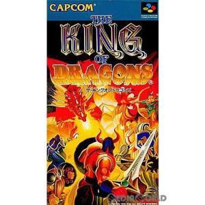 『中古即納』{SFC}ザ・キングオブドラゴンズ(THE KING OF DRAGONS)(19940304)|media-world