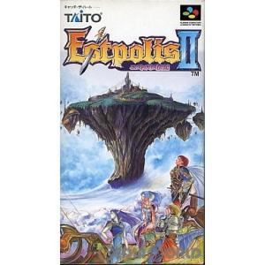 『中古即納』{SFC}エストポリス伝記2(Estpolis II)(19950224) media-world