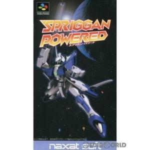 『中古即納』{SFC}スプリガン・パワード(Spriggan Powered)(19960726)|media-world