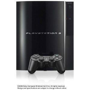 『中古即納』{本体}{PS3}プレイステーション3 PLAYSTATION 3 HDD60GB(CECH-A00)(20061111)