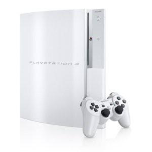 『中古即納』{本体}{PS3}PLAYSTATION 3 プレイステーション3 80GB セラミック・ホワイト(CECH-L00CW)(20081130)|media-world
