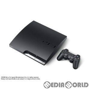 『中古即納』{B品}{本体}{PS3}プレイステーション3 PlayStation3 HDD120GB チャコール・ブラック(CECH-2000A)(20090903)|media-world