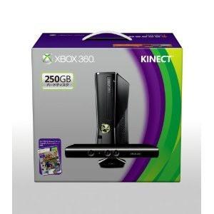 『中古即納』{B品}{本体}{Xbox360}Xbox360 250GB+Kinect(キネクト) スペシャルエディション(Kinect アドベンチャー同梱)(S7G-00017)(20101120)|media-world