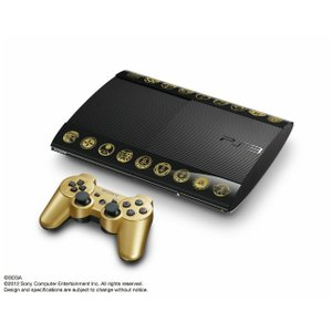 『中古即納』{本体}{PS3}PlayStation3 プレイステーション3 龍が如く5 EMBLEM EDITION HDD250GB(HSN-0023)(20121206)|media-world