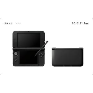 『中古即納』{本体}{3DS}ニンテンドー3DS LL本体 ブラック(SPR-S-KKAA)(20121101)|media-world