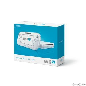 『中古即納』{B品}{本体}{WiiU}Wii U プレミアムセット PREMIUM SET shiro/シロ/白(本体メモリー32GB)(WUP-S-WAFC)(20130713)|media-world