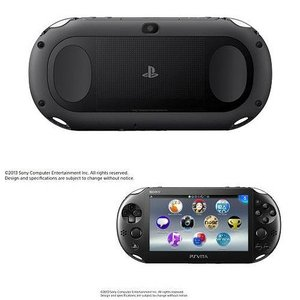 『新品即納』{本体}{PSVita}PlayStationVita Wi-Fiモデル ブラック(PCH-2000ZA11)(20131010)