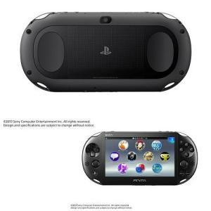 『中古即納』{本体}{PSVita}PlayStationVita Wi-Fiモデル ブラック(PCH-2000ZA11)(20131010)