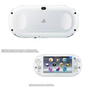『中古即納』{本体}{PSVita}PlayStationVita Wi-Fiモデル ホワイト(PCH-2000ZA12)(20131010)