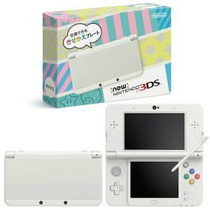 『中古即納』{本体}{3DS}Newニンテンドー3DS ホワイト(KTR-S-WAAA)(20141011) media-world