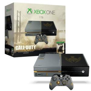 『中古即納』{本体}{XboxOne}Xbox One 1TB コール オブ デューティ アドバンスド・ウォーフェア リミテッドエディション(5C7-00017)(20141113)|media-world