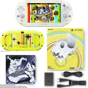 『中古即納』{本体}{PSVita}PlayStation Vita ペルソナ4 ダンシング・オールナイト プレミアム・クレイジーボックス(PCHJ-10027)(20150625)|media-world