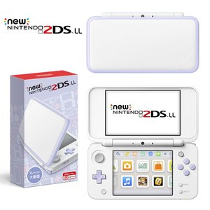 『中古即納』{本体}{3DS}Newニンテンドー2DS LL...