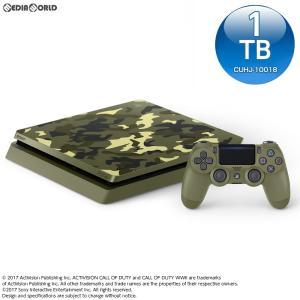 『中古即納』{本体}{PS4}プレイステーション4 PlayStation4 コール オブ デューティ ワールドウォーII(Call of Duty: WWII) リミテッドエディション(CUHJ-10018)|media-world