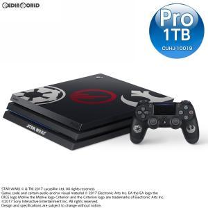 『中古即納』{本体}{PS4}プレイステーション4 プロ PlayStation4 Pro Star Wars Battlefront II スター・ウォーズ バトルフロント2 Limited Edition(CUHJ-10019)|media-world