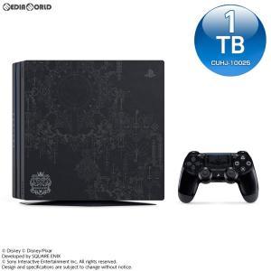 『中古即納』{本体}{PS4}プレイステーション4 プロ PlayStation4 Pro KINGDOM HEARTS III(キングダム ハーツ 3) LIMITED EDITION(CUHJ-10025)(20190125)|media-world