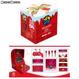 特価⇒『新品即納』[本体]{NG}NEOGEO mini Christmas Limited Edition(ネオジオ ミニ クリスマス限定版) SNK(FM1J2X1810)(20181214)|media-world