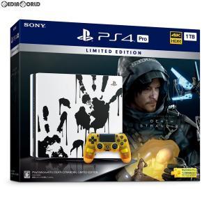 『中古即納』{本体}{PS4}プレイステーション4 プロ PlayStation4 Pro DEAT...