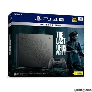 『予約前日出荷』{本体}{PS4}プレイステーション4 プロ PlayStation4 Pro 1TB The Last of Us Part II(ザ・ラスト・オブ・アス パート2) Limited Edition|media-world