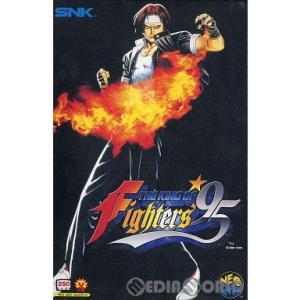『中古即納』{表紙説明書なし}{NG}ザ・キング・オブ・ファイターズ'95(THE KING OF FIGHTERS'95/KOF'95) NEOGEO ROM版(ネオジオロム)(19950901)|media-world