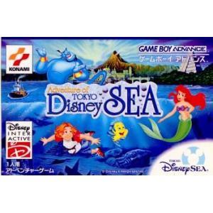 『中古即納』{箱説明書なし}{GBA}Adventure of Tokyo Disney SEA(アドベンチャー オブ 東京ディズニーシー)(20011122)|media-world