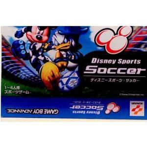 『中古即納』{GBA}Disney Sports:Soccer(ディズニースポーツ サッカー)(20020718)|media-world