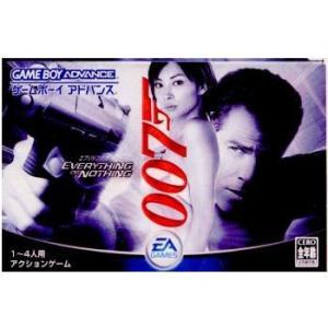 『中古即納』{箱説明書なし}{GBA}007 エブリシング オア ナッシング(20040211)|media-world