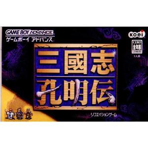 『中古即納』{GBA}三國志(三国志) 孔明伝(20050127)|media-world
