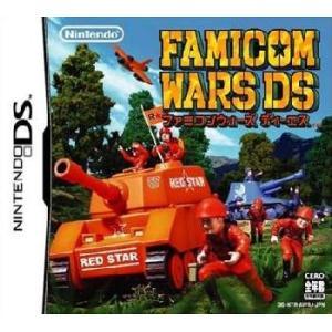 『中古即納』{NDS}ファミコンウォーズDS(FAMICOM WARS DS)(20050623)|media-world