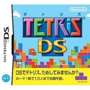 『中古即納』{NDS}テトリスDS(Tetris DS)(20060427) media-world