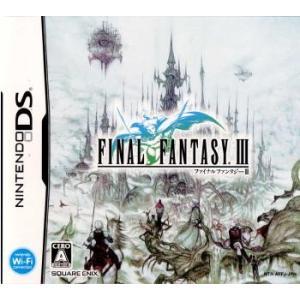 『中古即納』{NDS}FINAL FANTASY III(ファイナルファンタジー3)(20060824)|media-world