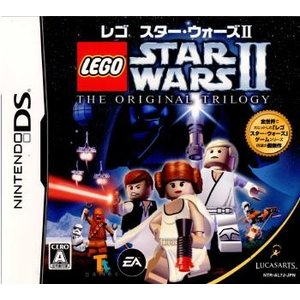 『中古即納』{NDS}レゴ スター・ウォーズII THE ORIGINAL TRILOGY(LEGO® Star Wars 2: The Original Trilogy)(20061102)|media-world