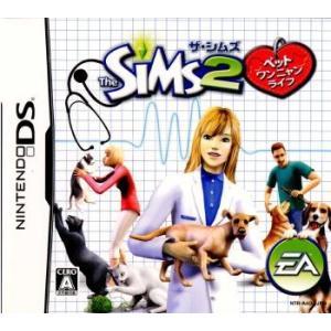 『中古即納』{NDS}ザ・シムズ2(The Sims 2) ペット ワンニャンライフ(20061214)|media-world
