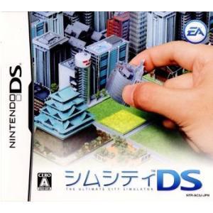 『中古即納』{NDS}シムシティDS(20070222)|media-world
