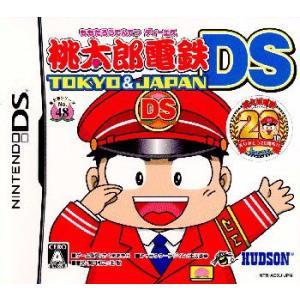 『中古即納』{表紙説明書なし}{NDS}桃太郎電鉄DS TOKYO&JAPAN(桃鉄DS)(20070426)|media-world