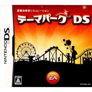 『中古即納』{NDS}テーマパークDS(theme PARK DS)(20070315)|media-world