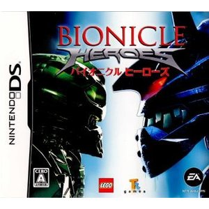 『中古即納』{NDS}バイオニクル ヒーローズ(BIONICLE HEROES)(20070315)|media-world